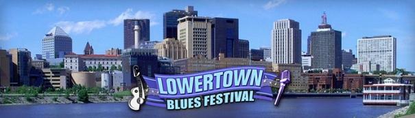 Jimi 'Prime Time' Smith - Lowertown Blues Festival